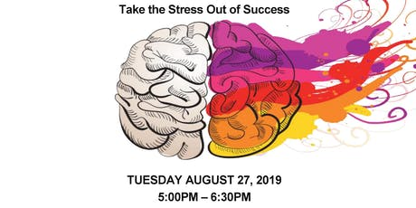 In Living Colour Art Therapy Session: Take the Stress Out of Success tickets