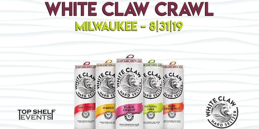 White Claw Crawl - Milwaukee
