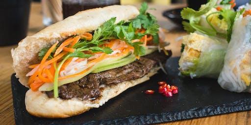 Lunch 'n' Learn: Bahn Mi Sandwich
