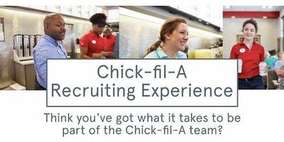 Chick-fil-A Recruiting Experience