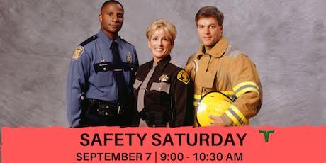 Safety Saturday tickets