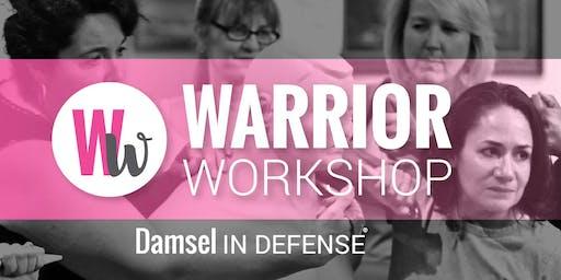 Women's Self Defense Warrior Workshop