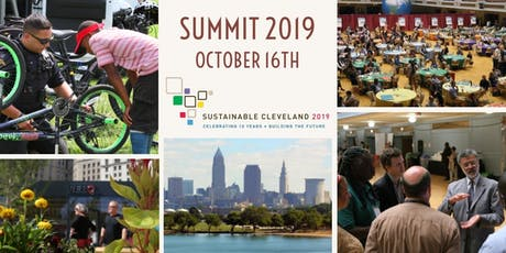 2019 Sustainable Cleveland Summit tickets