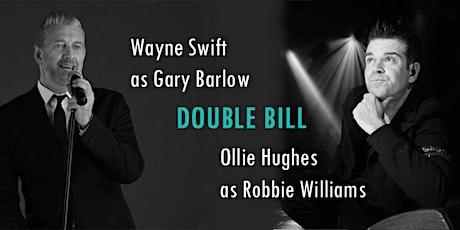 Gary VS Robbie tickets