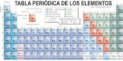 CHARLA: Historia de la tabla periódica