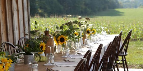 Farm to Table Dinner 2019 tickets