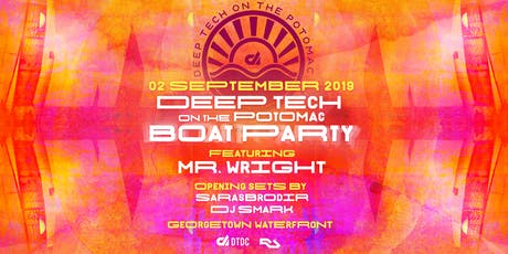 Deep Tech on the Potomac presents: Mr. Wright  tickets