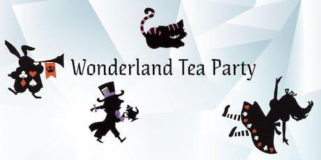 Wonderland Tea Party tickets