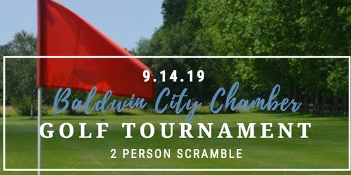 Baldwin City Chamber Golf Tournament