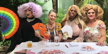 Drag Queen Brunch Book Launch Party  tickets