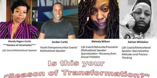 Are you in Season for Transformation