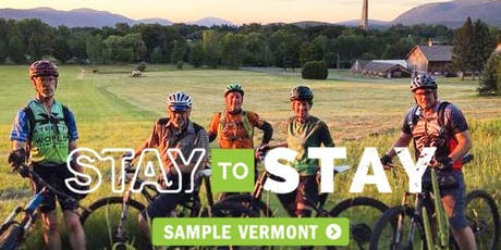 Stay To Stay Weekend:  Saturday Ride tickets