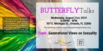 Generational Views on Sexuality - Butterfly Talks Meeting