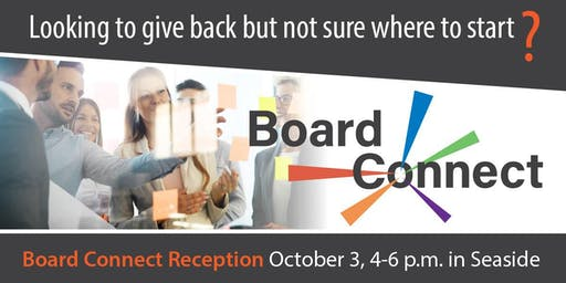 Board Connect Reception 2019