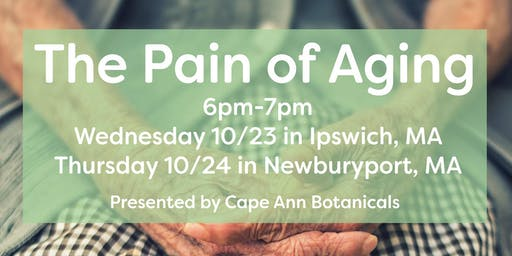 The Pain of Aging: Ipswich, MA