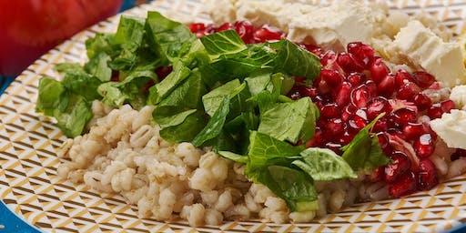 Lunch 'n' Learn: Egyptian Barley Salad