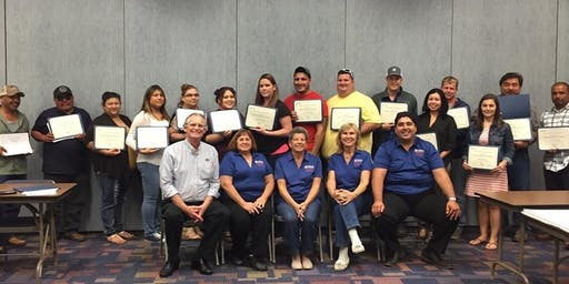 UF/IFAS Farm Labor Supervisor Training- Immokalee (November 19th and 20th)
