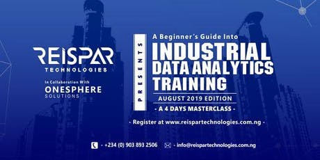 Industrial Data Analytics - A Four Days Masterclass tickets