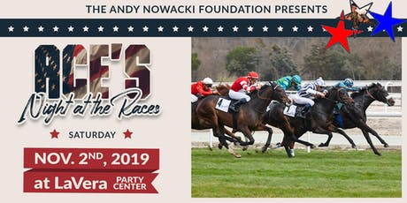 Ace's Night at the Races tickets