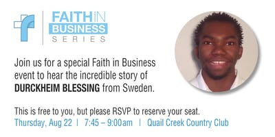 Faith in Business Series