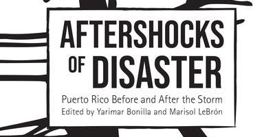 Book Launch: Aftershocks of Disaster