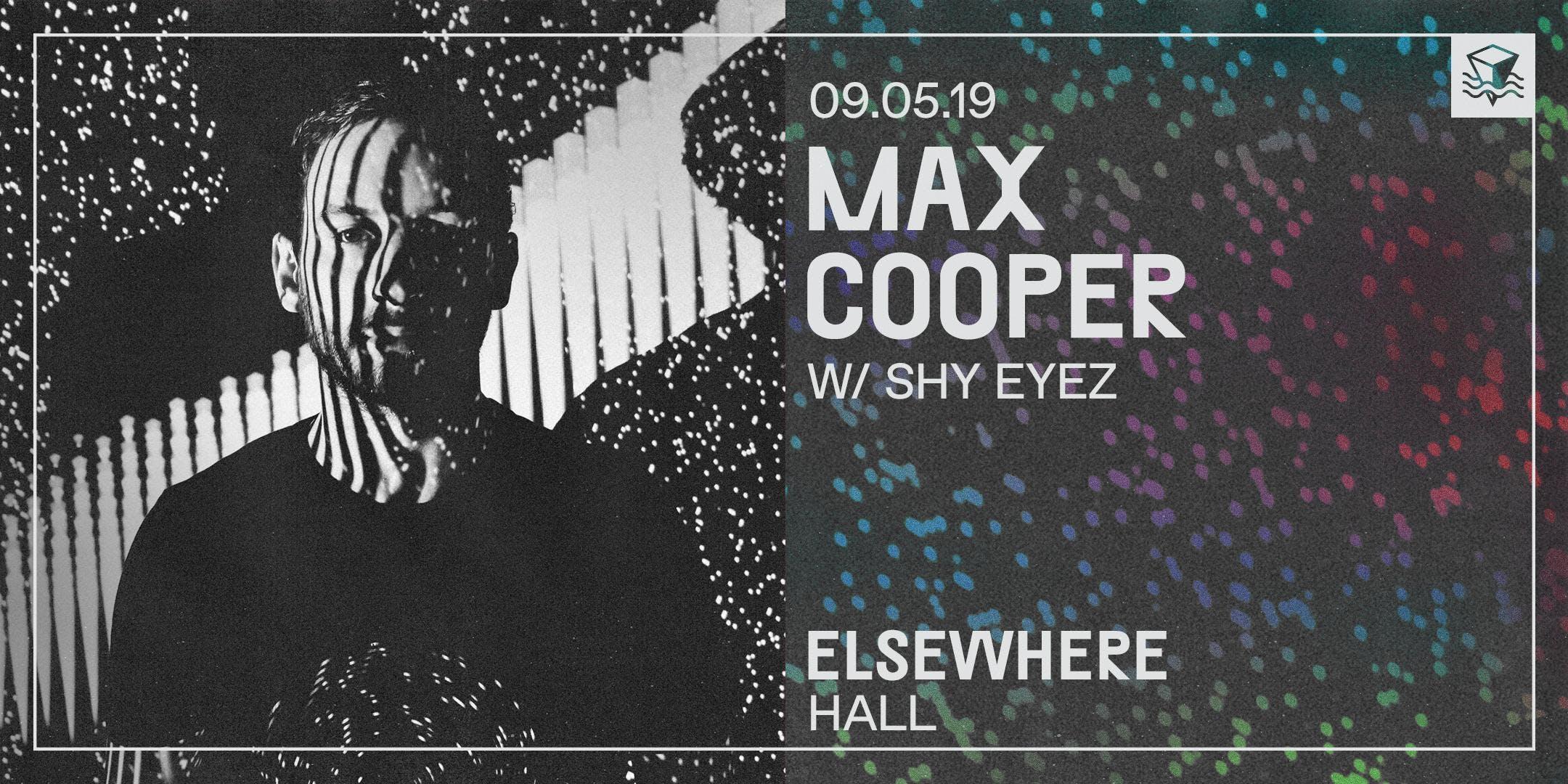 Max Cooper (Live A/V)