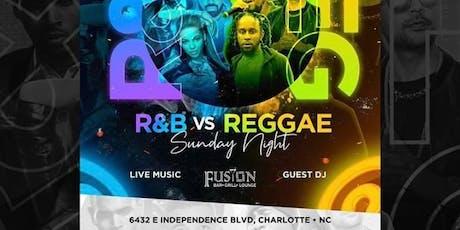 R&B VS Reggae tickets