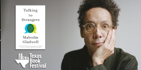 Texas Book Festival Presents Malcolm Gladwell tickets