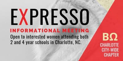 ΒΩ eXpresso: Informational Meeting