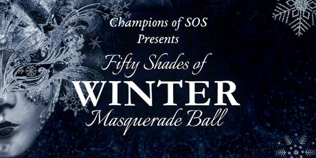 SOS 50 Shades of Winter Masquerade Ball tickets