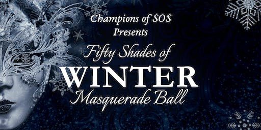 SOS 50 Shades of Winter Masquerade Ball