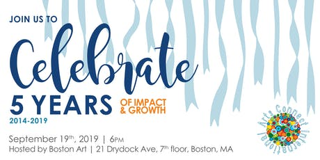 Arts Connect International Celebrates 5 Years! tickets
