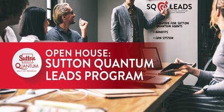 Open House: SQ Leads Program (multiple dates in August) tickets