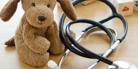 Corso di Primo Soccorso Pediatrico e manovre di disostruzione tickets