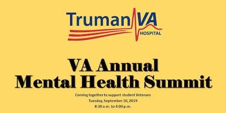 2019 Mental Health Summit tickets
