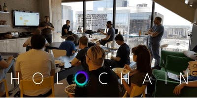Holochain hackathon in Prague