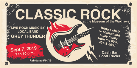 Classic Rock - Grey Thunder Live at the Museum of the Waxhaws tickets
