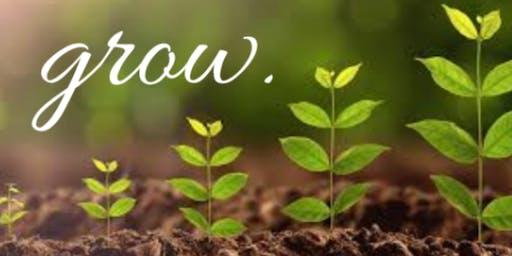 Grow. Overnight retreat!