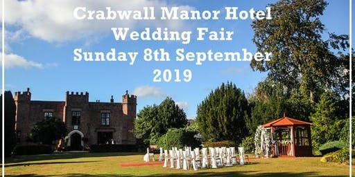 A Cheshire Wedding Fayre at Crabwall Manor Hotel