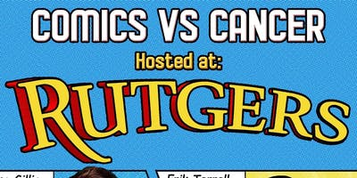 Comics Vs Cancer 6pm show