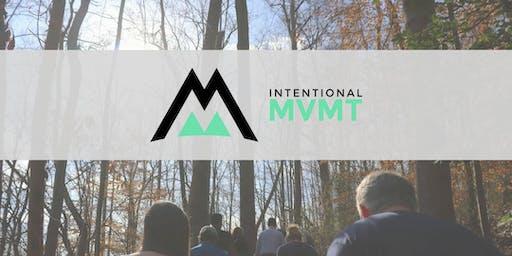 Intentional MVMT at Evergreen Nature Preserve - September 2019