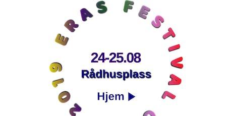 ERAS Festival 2019 tickets