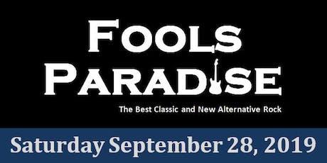 Fools Paradise Band - Burlington's Concert Stage tickets