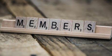 October NAWIC Membership Meeting tickets