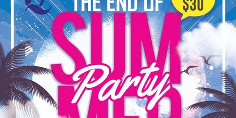 The End Of Summer Party Midnight Cruise at Pier 36 tickets