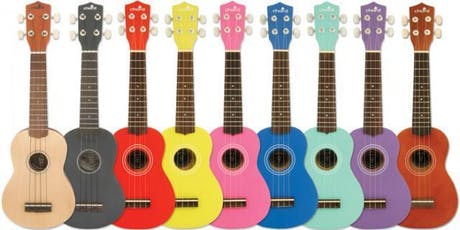 Adult Beginner Ukulele II tickets