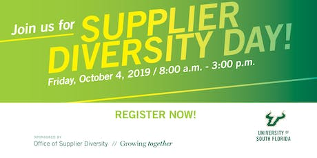 Supplier Diversity Day 2019 tickets