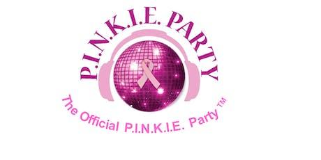 """P.I.N.K.I.E. Party """"White Shirt - Denim Affair"""" tickets"""