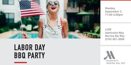 Labor Day Celebration BBQ tickets