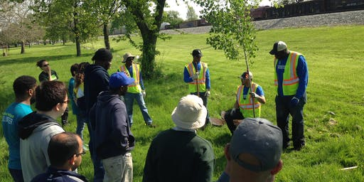 SCA Tree Planting Service Event in Hammond, IN